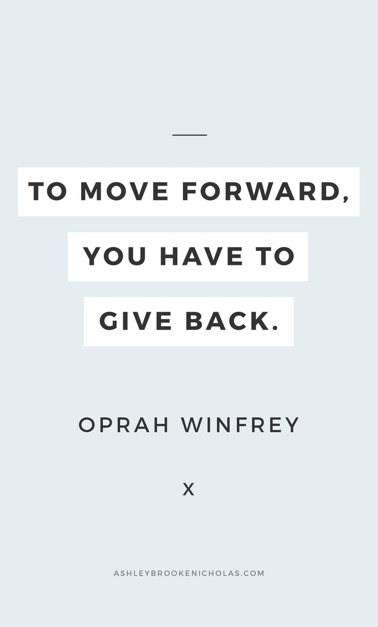 4 Easy Ways to Give Back