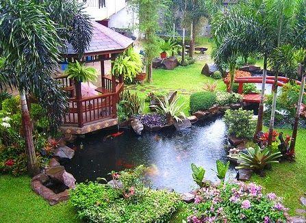 Minimalist Home Garden Design   Desain Taman Rumah Minimalis