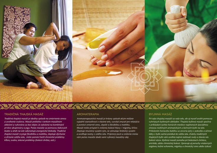 SUPA Thai massage & spa Trenčín, Slovakia