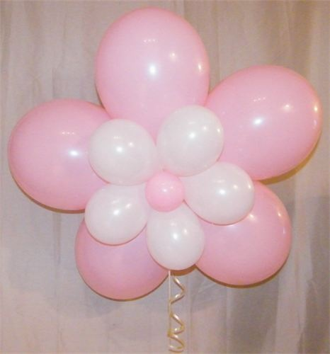 Large Flower cute idea for birthday party