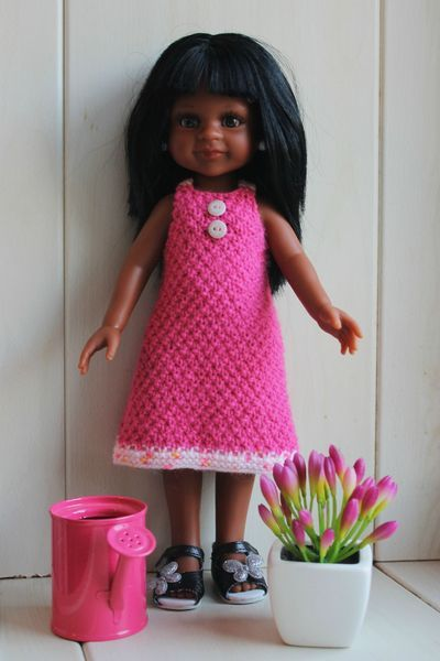 les robes trapèze pour mes petites africaines paola-reina - tuto gratuit