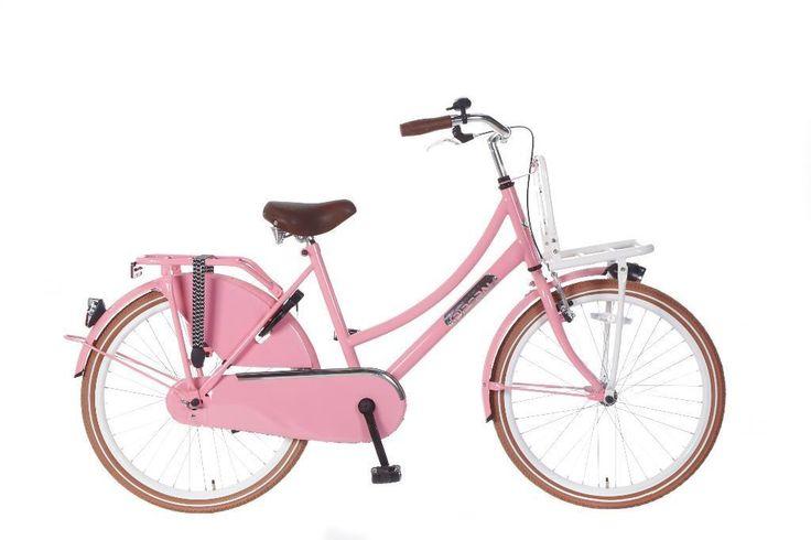 Auch in andere Farben zu bestellen, schauen Sie einfach auf unsere Website nach:...,Hollandrad Hollandfahrrad Mädchenrad 24 Zoll versch Farbe Neu !!! in Nordrhein-Westfalen - Goch