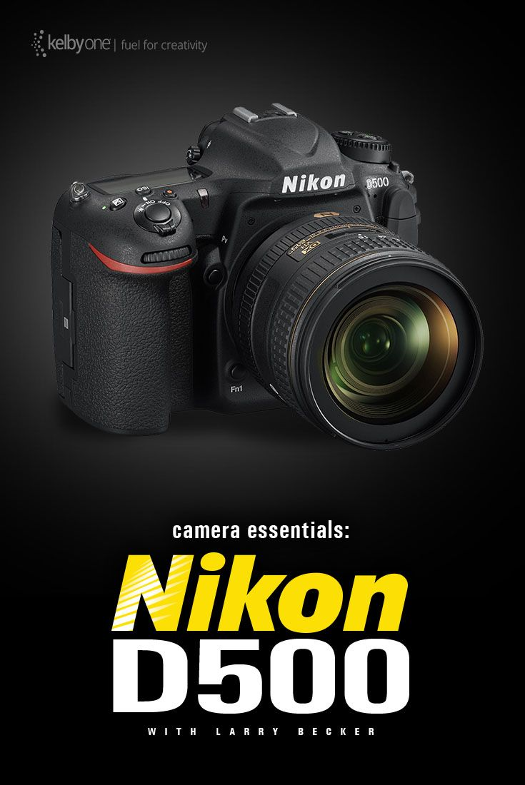 Nikon photographers—we just released our course, Camera Essentials: Nikon D500. Give the videos a watch and see how this new camera works! http://kel.by/nikon-d500-overview