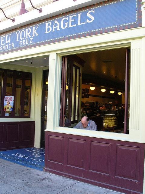 Noah's Bagel Shop