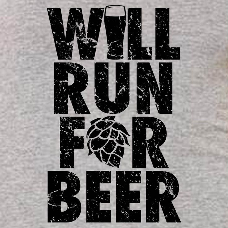 Will Run For Beer Womens Tank