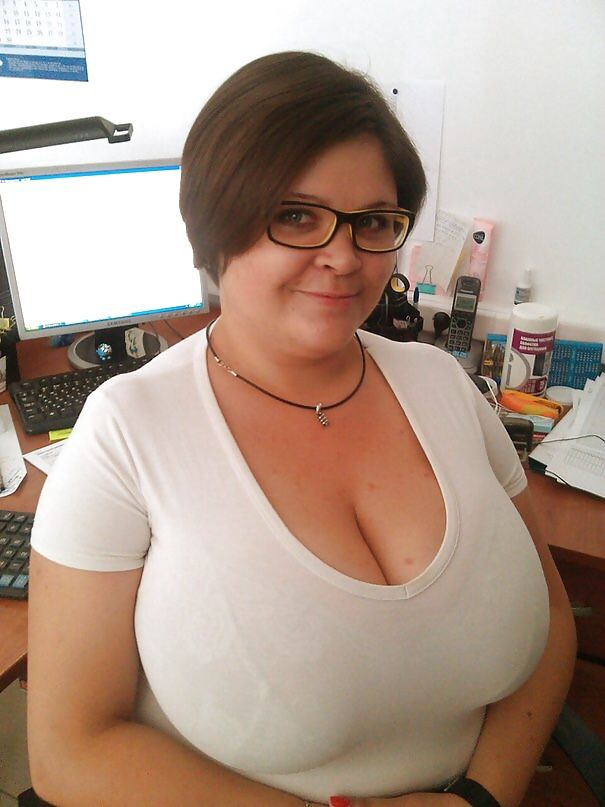 Mature Female Breast 28