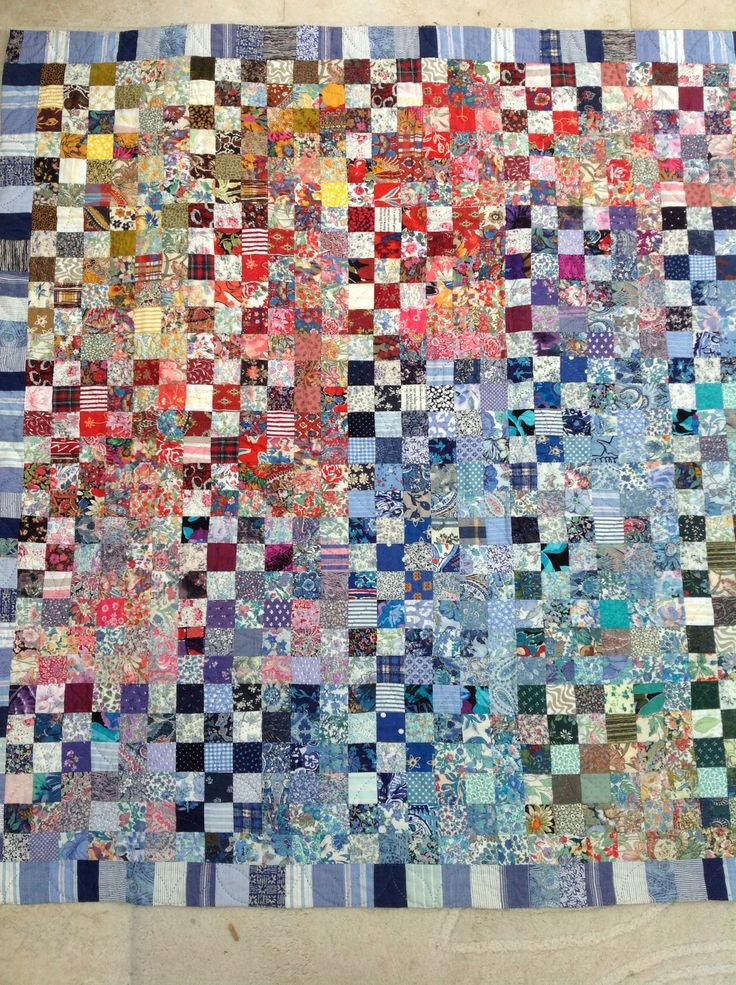 Quilt Patterns And Fabric : 1000+ ideas about Liberty Quilt on Pinterest Quilt patterns, Scrap quilt patterns and Easy ...