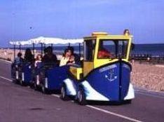 The Boat Train at Littlehampton