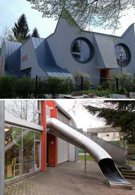 cat kindergarten Alsace