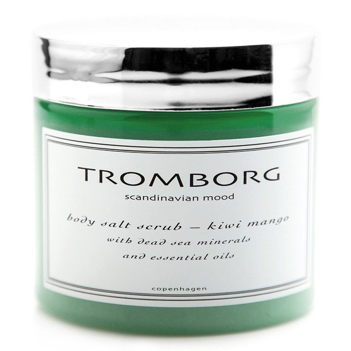 Tromborg   Salt Scrub Kiwi Mango 35€
