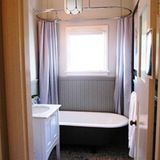 CocoCozy | Before & After of a Gracious Grey Small Bathroom