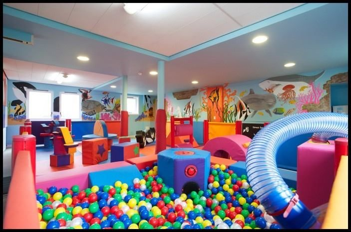 Our soft play area