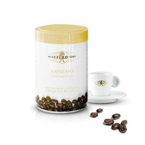 Miscela d'Oro Espresso Caffe Macinato Ground Coffee * You can get more details by clicking on the image.
