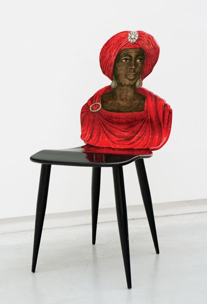 The Moor Chair