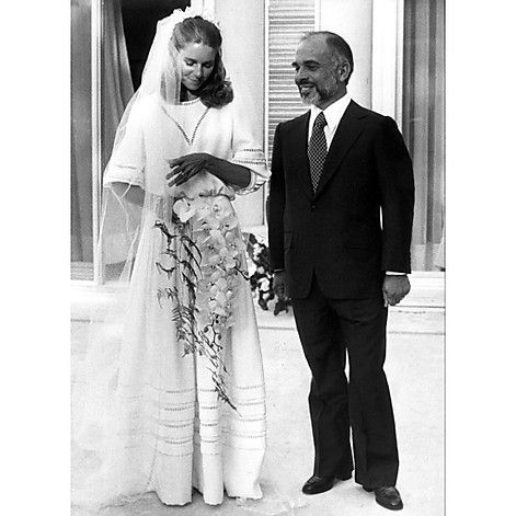 Queen Noor Of Jordan Wedding | ... Noor became queen dowager of Jordan and returned to the U.S. to