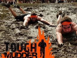 Tough Mudder - Whistler June 23, 2012 - some proceeds to to the Wounded Warrior project. Great alignment