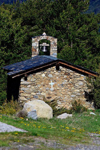 Andorra churches & chapels: Els Cortals, Encamp, Andorra by lutzmeyer, via Flickr