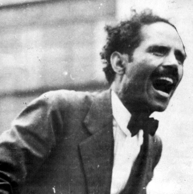 """When tyranny is law revolution is order."" – Pedro Albizu Campos, 1932"