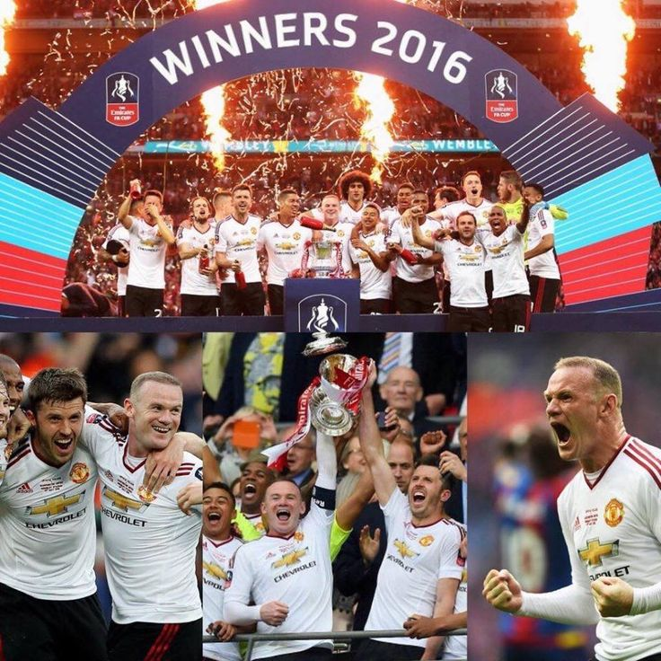 FA Winners