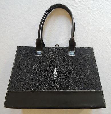 Limited Edition Debra McGuire Stingray Bag on www.FullCircleFashion.com