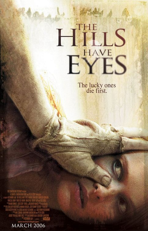 The Hills Have Eyes (2006) - Review, rating and Trailer