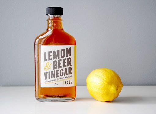 Tavern Vinegar Co. Packaging