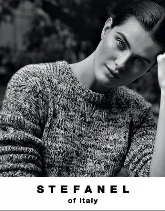 Isabeli Fontana pro Stefanel F/W 2014-2015