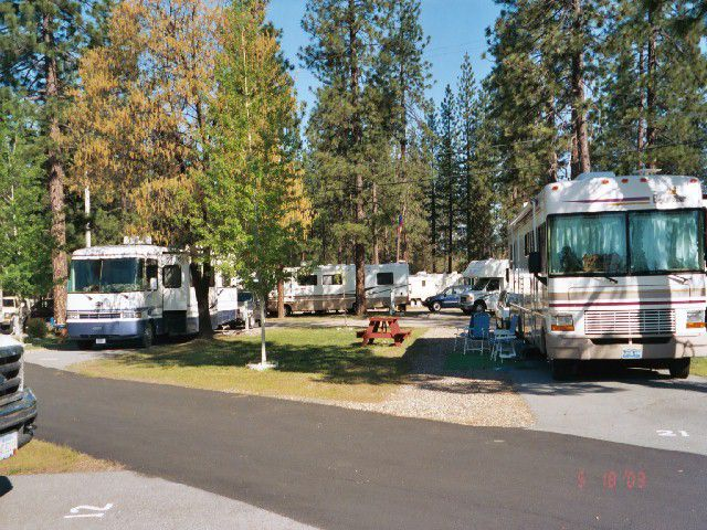 Pioneer RV Park At Quincy California