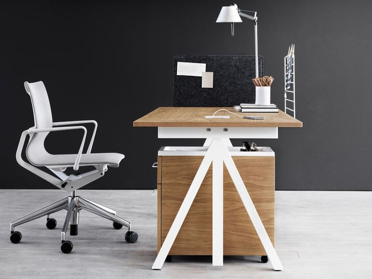 Best Desk Images On Pinterest Woodwork Furniture Ideas And