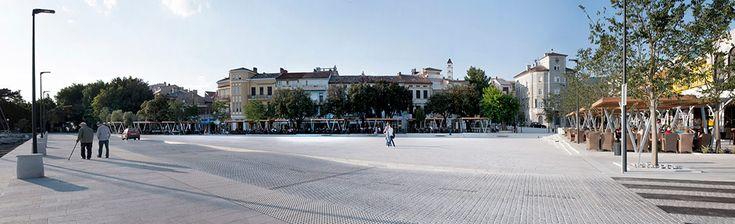 Stjepan-Radić-Square-Crikvenica-by-NFO-07 « Landscape Architecture Works | Landezine