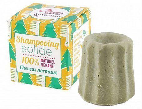 Lamazuna shampoo blok normaal haar; je bespaart twee plastic flessen shampoo - ShopZuiver