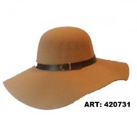Sombrero Color Camel