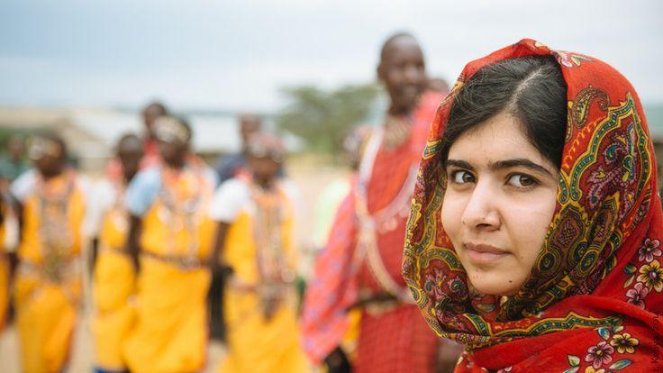 Petición · #withMalala pour l'éducation des Filles · Change.org