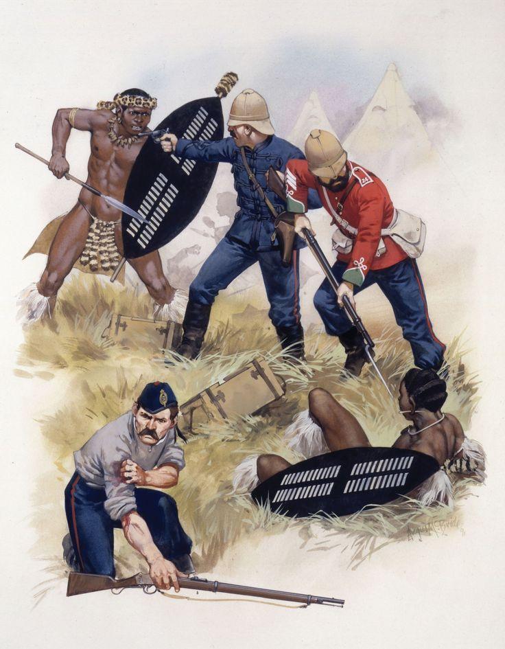 Zulu War 1879                                                       …