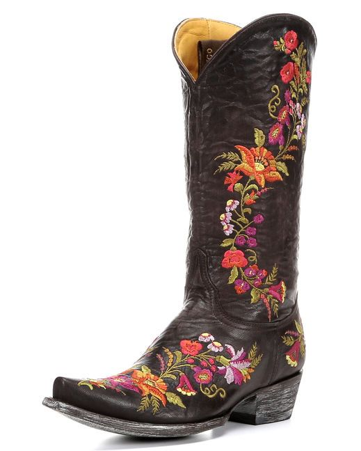 Old Gringo Women's Jasmine Boot - Chocolate