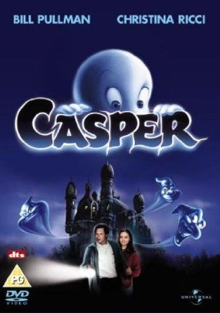 Casper [DVD] [1995]: Amazon.co.uk: Bill Pullman, Christina Ricci, Cathy Moriarty, Eric Idle, Chauncey Leopardi, Spencer Vrooman, Malachi Pea...