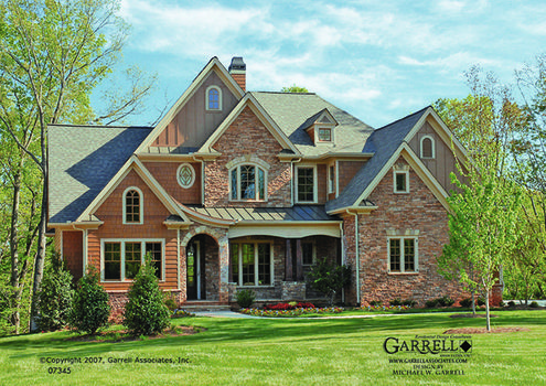 Abington house plan house plans by garrell associates for Grand home designs inc