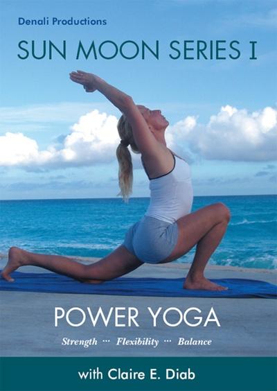 Sun Moon Series I | Power yoga, Yoga videos, Sun moon