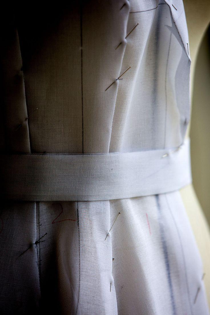 メイキング: リウ・イーフェイのドレス   DIORMAG
