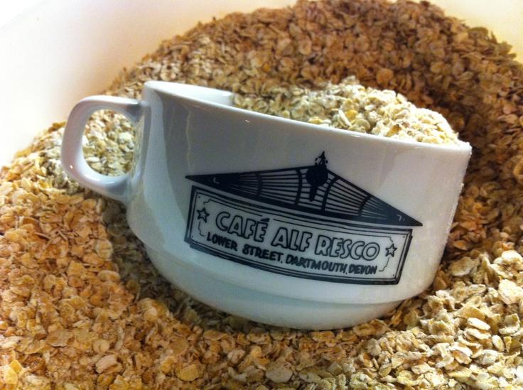 Alf's Oats #breakfast #porridge #alfs #breakfastwatch