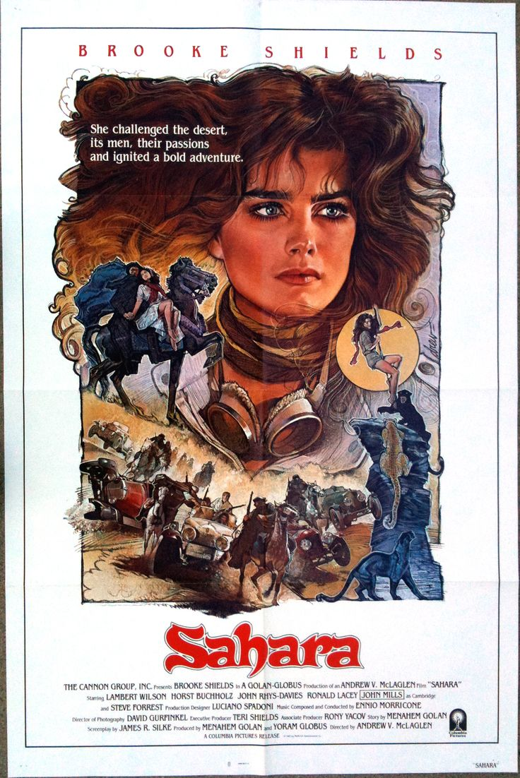 Sahara -By Drew-  Best Movie Posters Ever  -2719