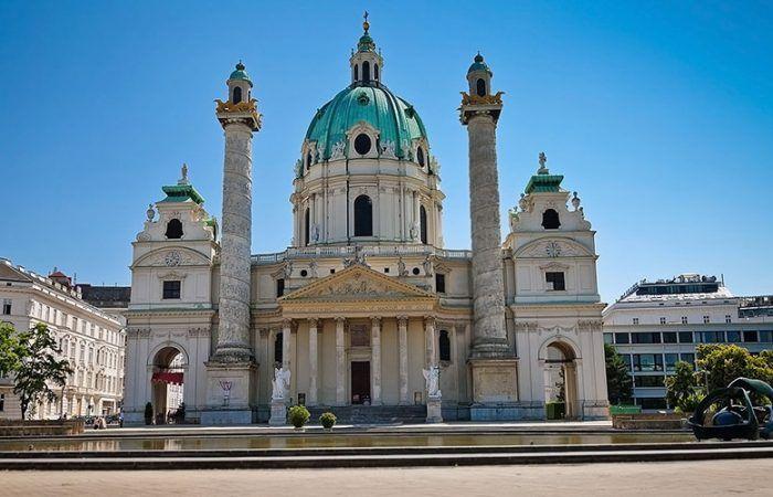 Dünyanın Klasik Müzik Başkenti Viyana'da Gezilecek Yerler