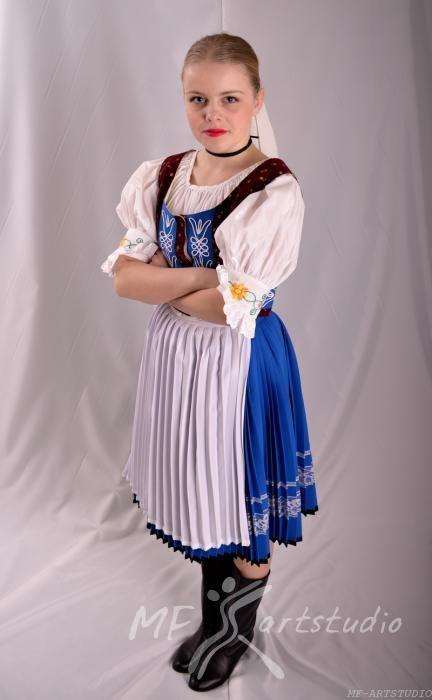 Slovakia, zemplínský kroj