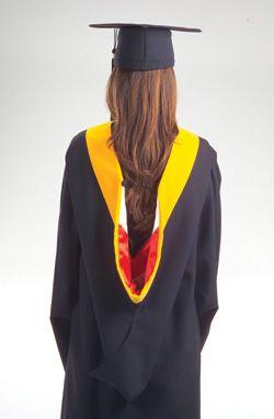 Academic dress hood colors mental health