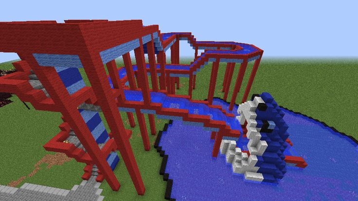 +Minecraft Amusement Park (Now with DL!) 700+ Downloads!+ - Maps - Mapping and Modding - Minecraft Forum - Minecraft Forum