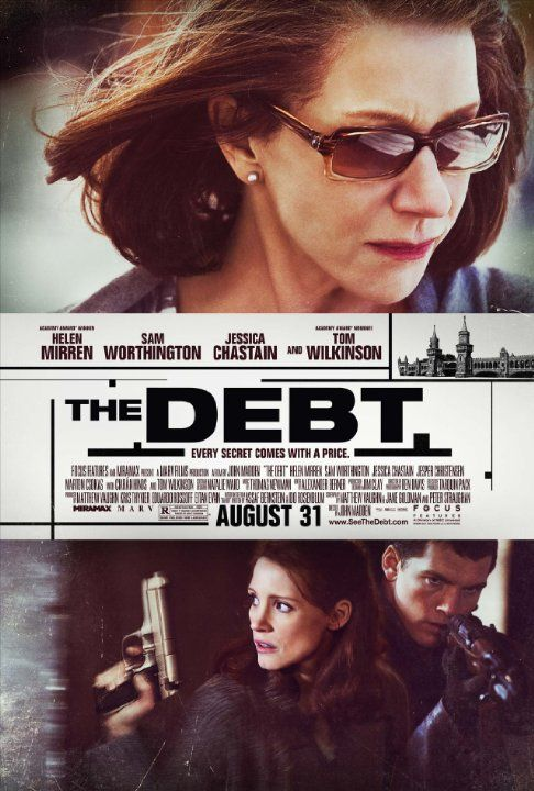 ~#TOPMOVIE~ The Debt (2010) download Full Movie HD Quality 3D tablet mac pc 720p 1080p mp4