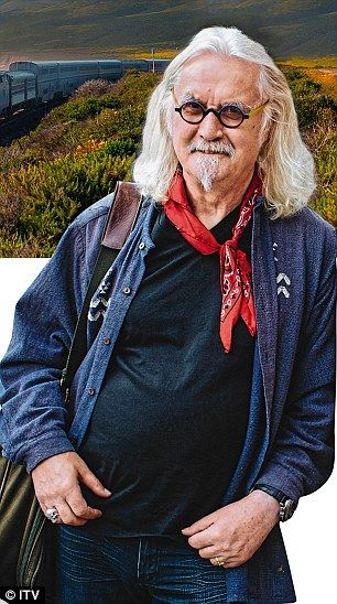 Billy Connolly's Tracks Across America will be shown on ITV...