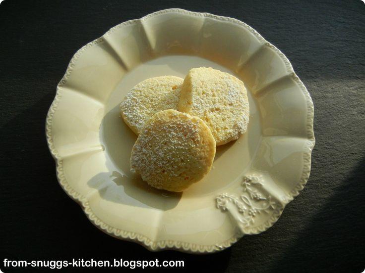 Biscotti Siciliana, Zitronenplätzchen, italienische Zitronenplätzchen