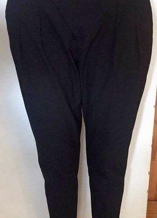 À vendre sur #vintedfrance ! http://www.vinted.fr/mode-femmes/pantalons-carotte/30881727-carrot-pant-noir-taille-normale-longueur-aux-chevilles-zara