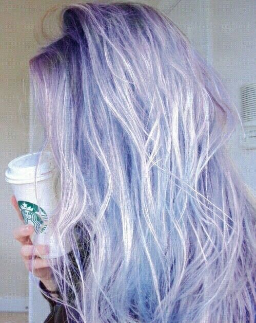 Blue And Purple Ombre Hair Pictures, Photos, and Images for Facebook, Tumblr, Pinterest, and Twitter